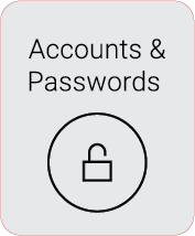 Accounts and Passwords