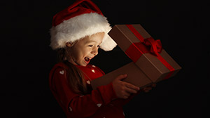 Why it's OK for kids to believe in Santa - image