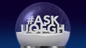 #AskUofGH: How do you beat the winter blues? - image