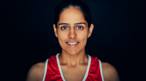 Justice Studies student Amanpreet Kandola found resilience through boxing - image