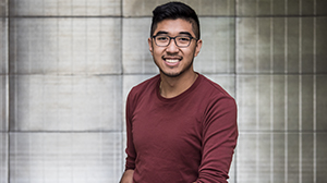How UofGH alum Brandon Vuong benefited from the Leadership Development Conference Fund - image