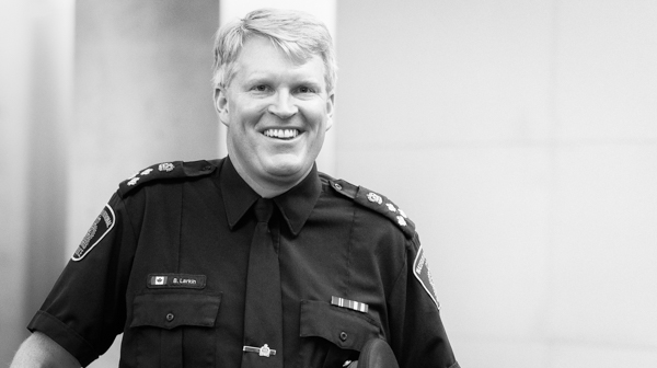 UofGH alum and Waterloo Chief of Police describes his leadership journey - image