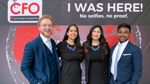 UofGH wins prestigious CFO Case Study Competition in Johannesburg, South Africa - image