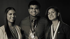 UofGH wins a record 41 medals at case competitions