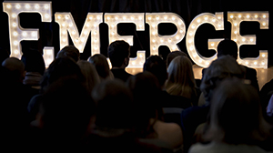 UofGH's 2018 Emerge Conference gathers media's top minds for discussion - image