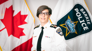 UofGH alumna and Barrie Chief of Police Kimberley Greenwood adds another honour - image