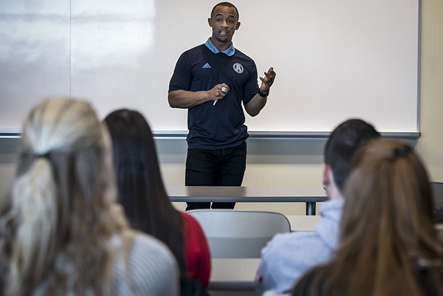 Grey Cup champion Matt Black talks to UofGH about resilience - image