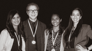 UofGH wins prestigious NIBS International Case Competition - image