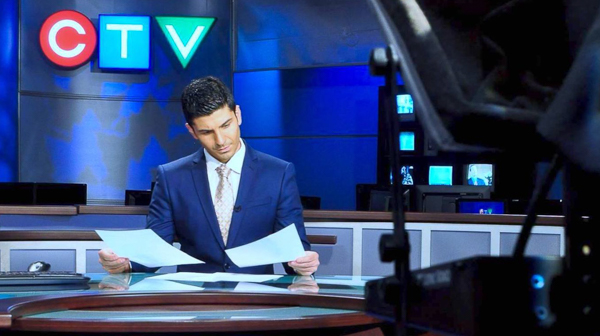 How an alum's field placement blossomed into a career in TV news - image