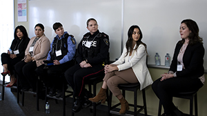 UofGH's Women in Business panel
