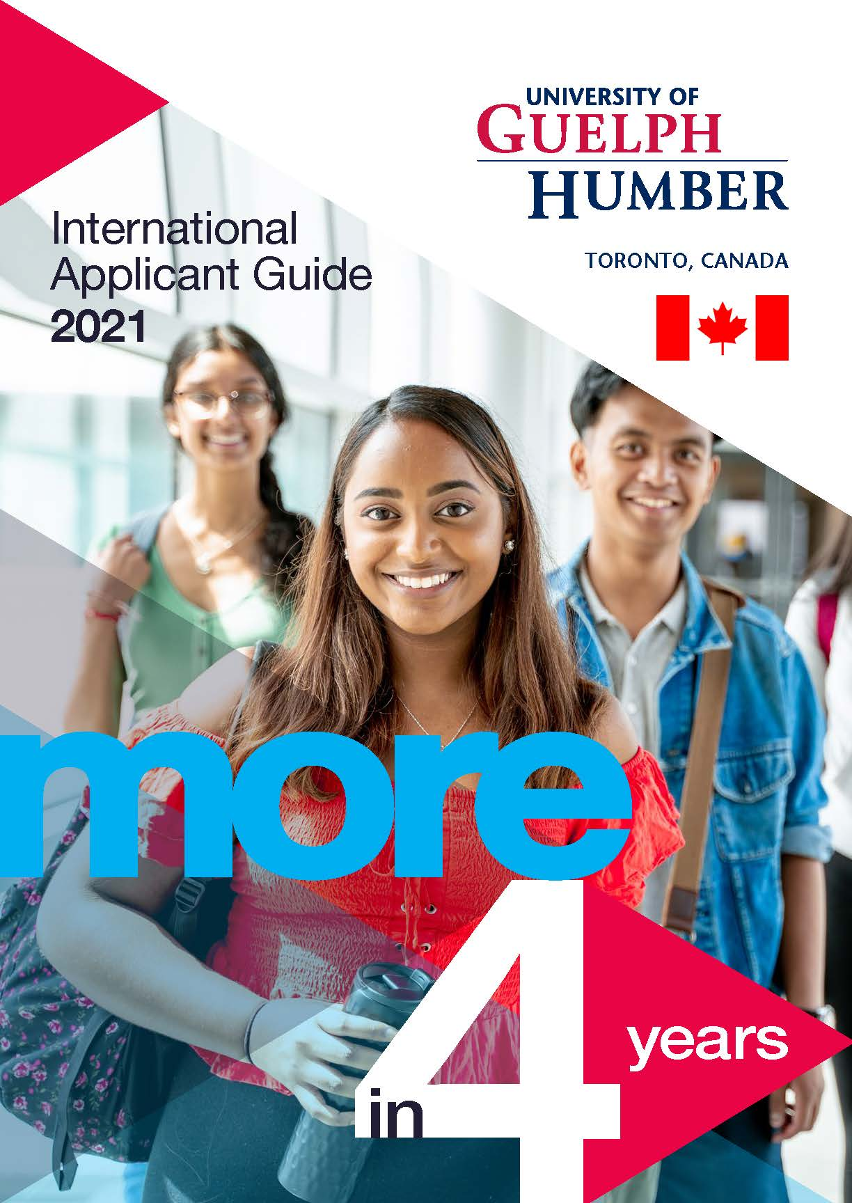 Cover image of Transfer Applicant Guide 2021