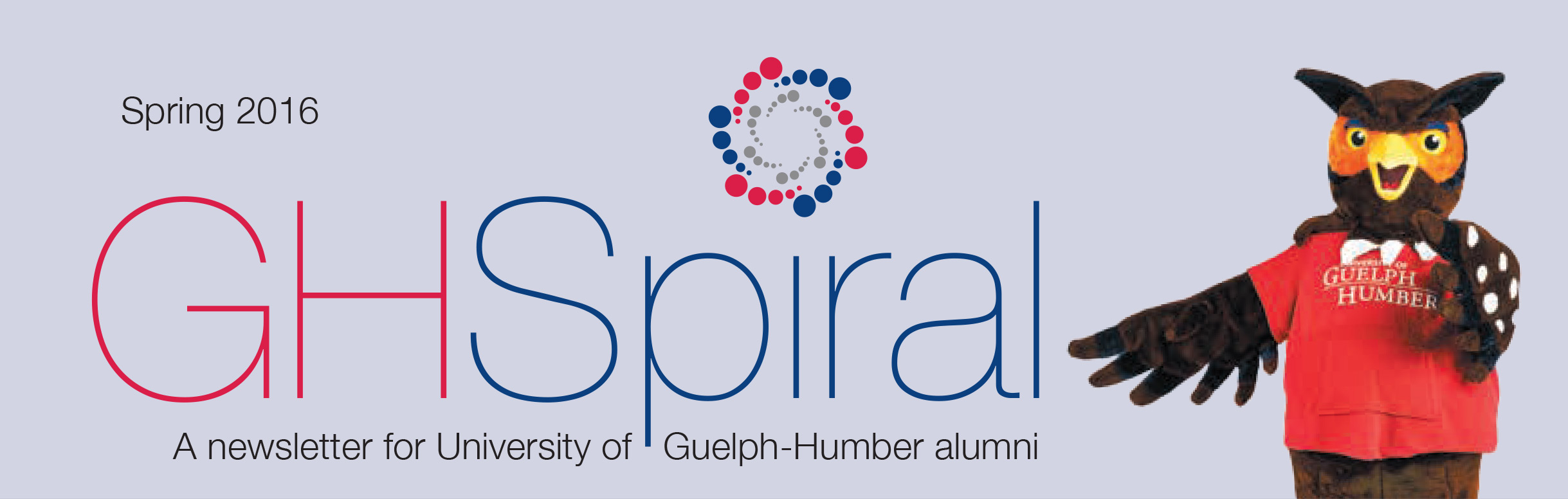 Image of The Spiral - Alumni Publication