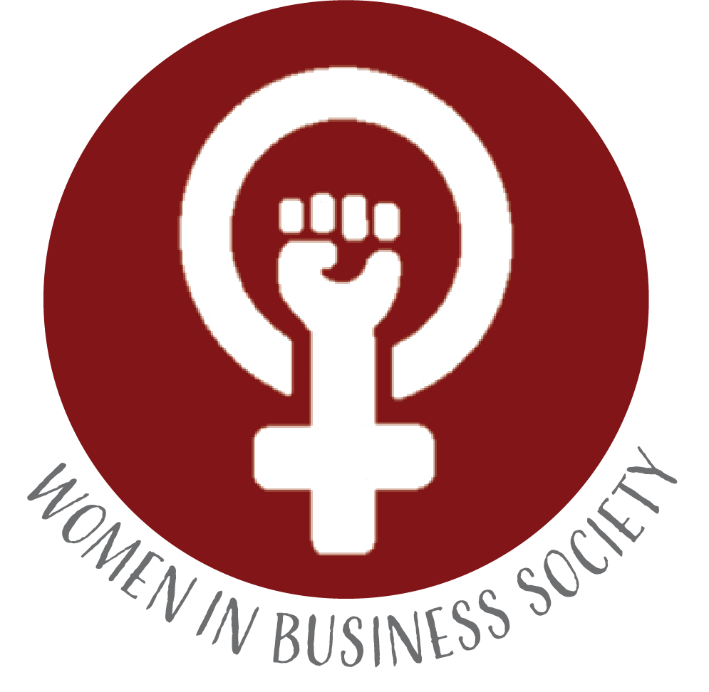 Women in Business Society logo
