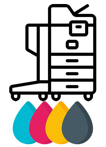 colour printer icon